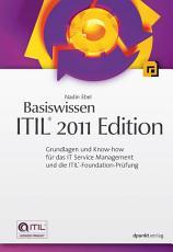 Basiswissen ITIL   2011 Edition PDF