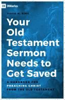 Your Old Testament Sermon Needs to Get Saved PDF