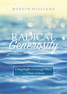 Radical Generosity Book