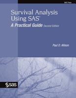 Survival Analysis Using SAS PDF