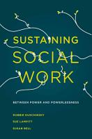 Sustaining Social Work PDF