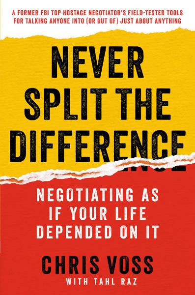 Download Never Split the Difference Book