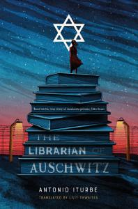 The Librarian of Auschwitz Book