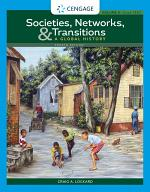 Societies, Networks, and Transitions, Volume II: Since 1450: A Global History