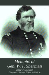 Memoirs of Gen. W.T. Sherman: Volume 2