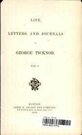 Life, Letters, and Journals