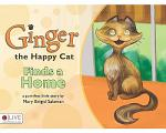 Ginger the Happy Cat Finds a Home