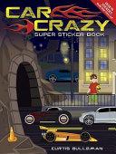 Car Crazy Super Sticker Book PDF