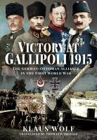 Victory at Gallipoli  1915 PDF