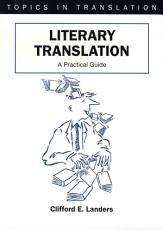 Literary Translation PDF