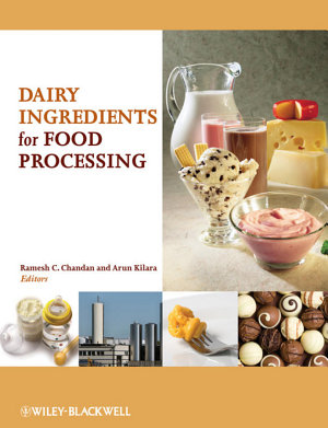 Dairy Ingredients for Food Processing