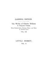 Little Dorrit  Vol  II   Paperbound PDF