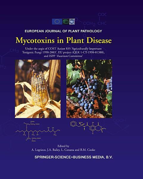 Download Mycotoxins in Plant Disease Book