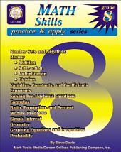 Math Skills, Grade 8