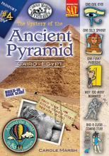 The Mystery of the Ancient Pyramid  Cairo  Egypt  PDF