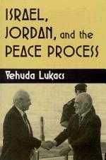 Israel, Jordan, and the Peace Process