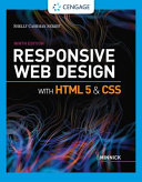 Responsive Web Design with HTML 5 and CSS PDF