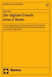 Der digitale Erwerb eines E Books PDF