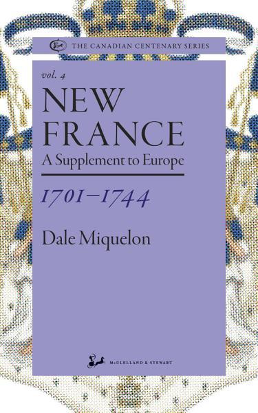 New France 1701 1744