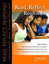 Read Reflect Respond 1