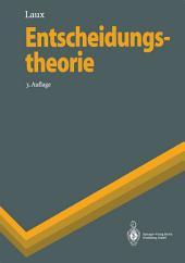 Entscheidungstheorie: Ausgabe 3