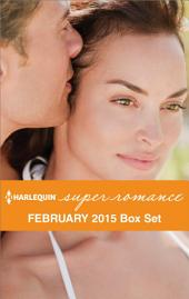Harlequin Superromance February 2015 - Box Set: Sweet Talking Man\Tempted by the Soldier\A Perfect Catch\To Protect Her Son