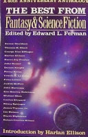 The Best from Fantasy   Science Fiction Book