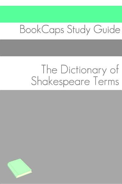 The Dictionary of Shakespeare Words