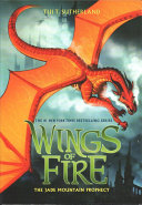 Wings of Fire the Jade Mountain Prophecy Book
