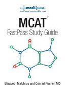 Medquest MCAT Fastpass Study Guide Book