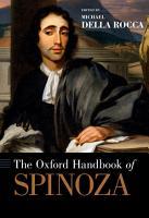 The Oxford Handbook of Spinoza PDF