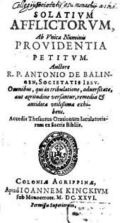 Solatium afflictorum