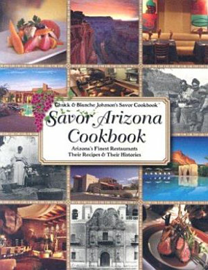 Savor Arizona Cookbook