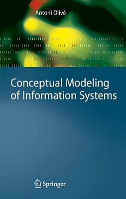 Conceptual Modeling of Information Systems PDF