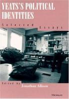 Yeats s Political Identities PDF