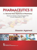 Pharmaceuticals II for Second Year Diploma in Pharmacy PDF