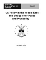 US Policy in the Middle East PDF