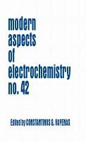 Modern Aspects of Electrochemistry 42 PDF