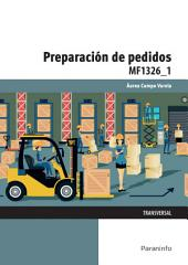 MF1326_1 - Preparación de pedidos