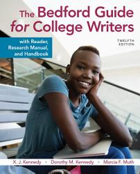 Loose Leaf Version For The Bedford Guide For College Writers With Reader Research Manual And Handbook PDF