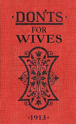 Don ts for Wives