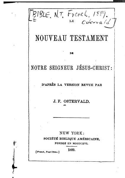 Download Le Nouveau Testament de Notre Seigneur J  sus Christ Book