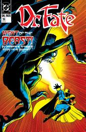 Doctor Fate (1988-) #16