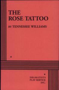The Rose Tattoo Book