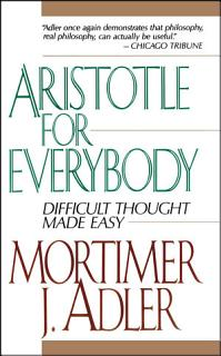 Aristotle for Everybody Book