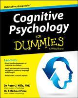 Cognitive Psychology For Dummies PDF