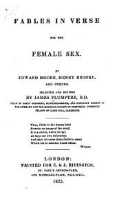 Fables in Verse for the Female Sex