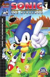 """Sonic The Hedgehog #288: """"Genesis of a Hero"""" Part One"""