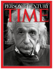 TIME Magazine Biography--Albert Einstein