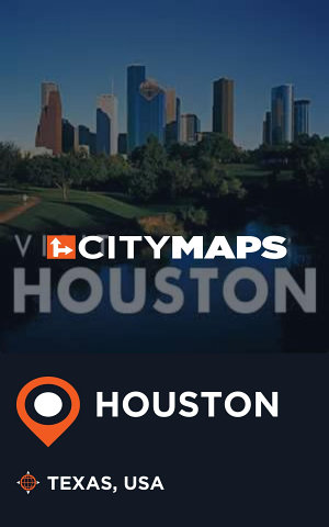 City Maps Houston Texas  USA